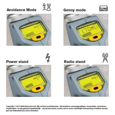 Radiodetection C.A.T4 leidingzoeker