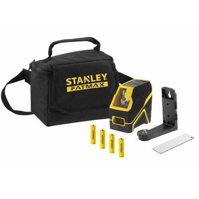 Stanley FATMAX® FCL-R Kruislijnlaser Rood