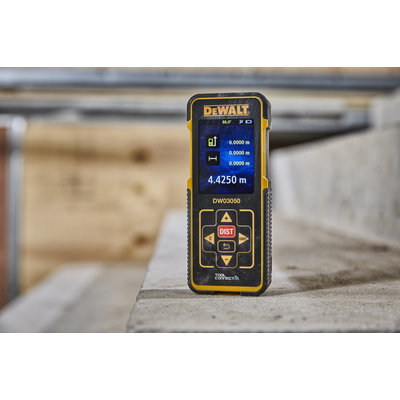 DeWalt DW03050-XJ (50m) Afstandmeter