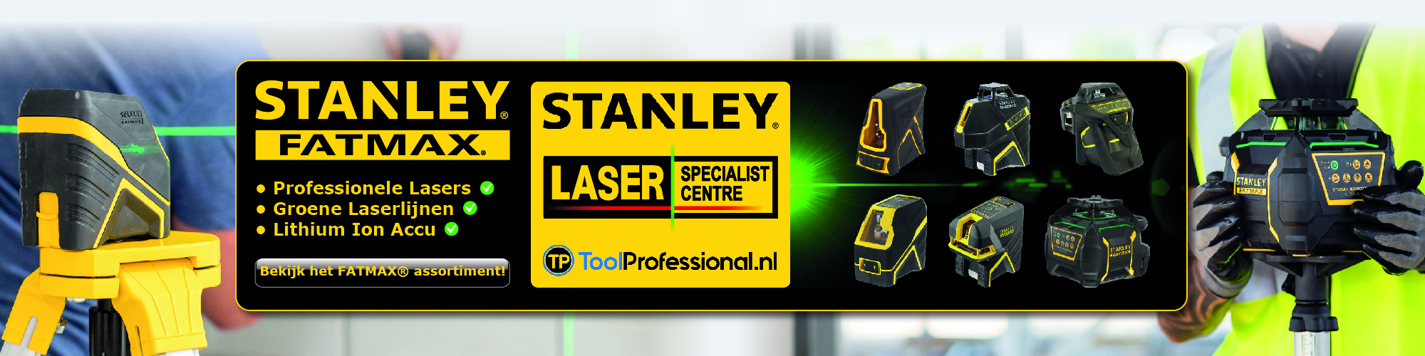 ToolProfessional banner 1