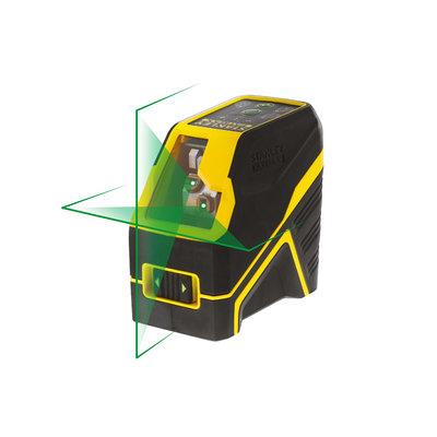 Stanley FATMAX® FCL-G AA Kruislijnlaser met groene laser