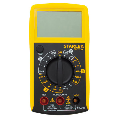 Stanley Multimeter