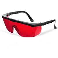 Laserbril rood