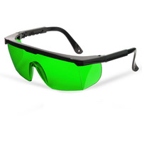 Laserbril groen