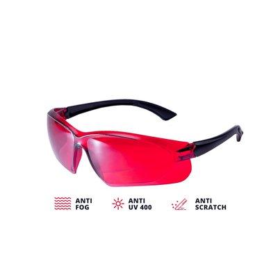 ADA Laserbril Rood