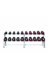O'LIVE FITNESS O'LIVE PRO-STYLE DUMBELLS RACK 10 pairs