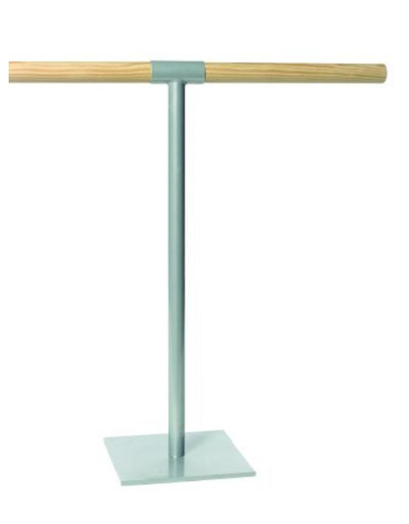 O'LIVE FITNESS O'LIVE BALLET BARRE SUPPORT 30x30x90 cm Portable - Simple