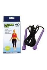 FITNESS MAD Studio Pro Speed Rope 8ft 244 cm (body length until 163 cm) Purple