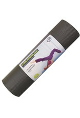 FITNESS MAD Tapis Core Fitness Noir 182 x 58 x 1 cm (1,1 kg)