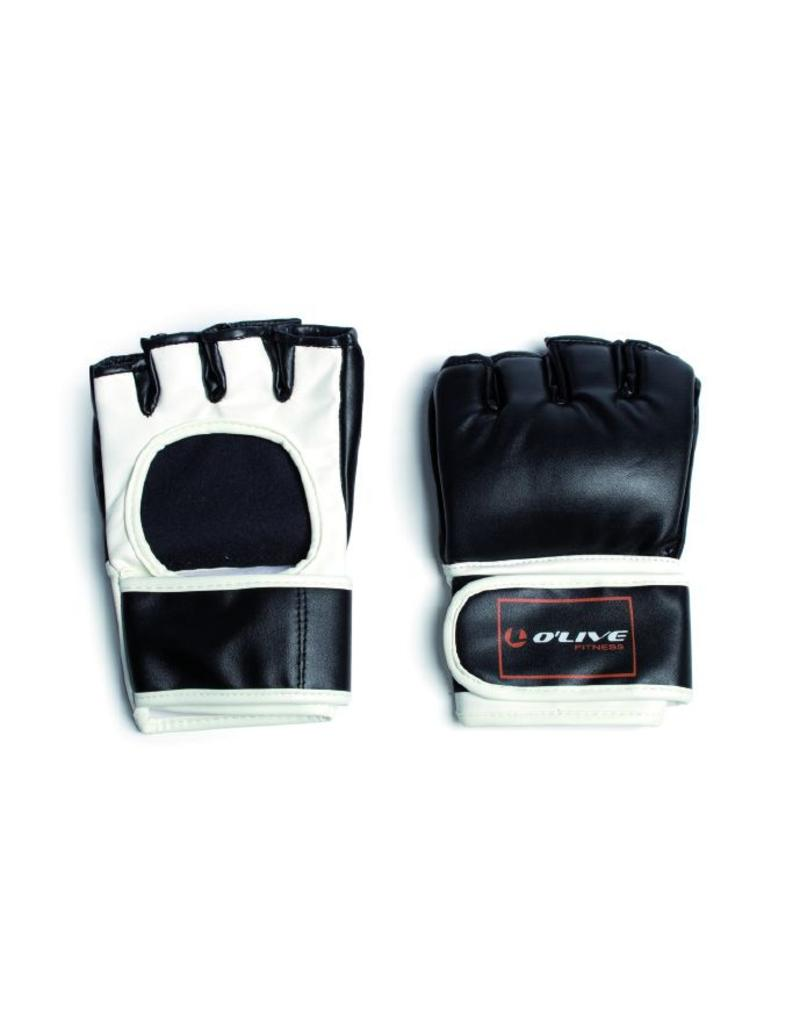 O'LIVE FITNESS O'LIVE MMA LIGHT BOXING GLOVES One size fits all