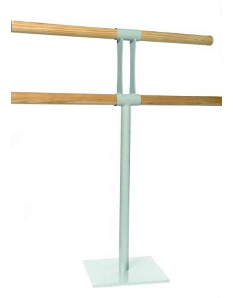 O'LIVE FITNESS O'LIVE BALLET BARRE SUPPORT 30x30x104 cm Portable - Double