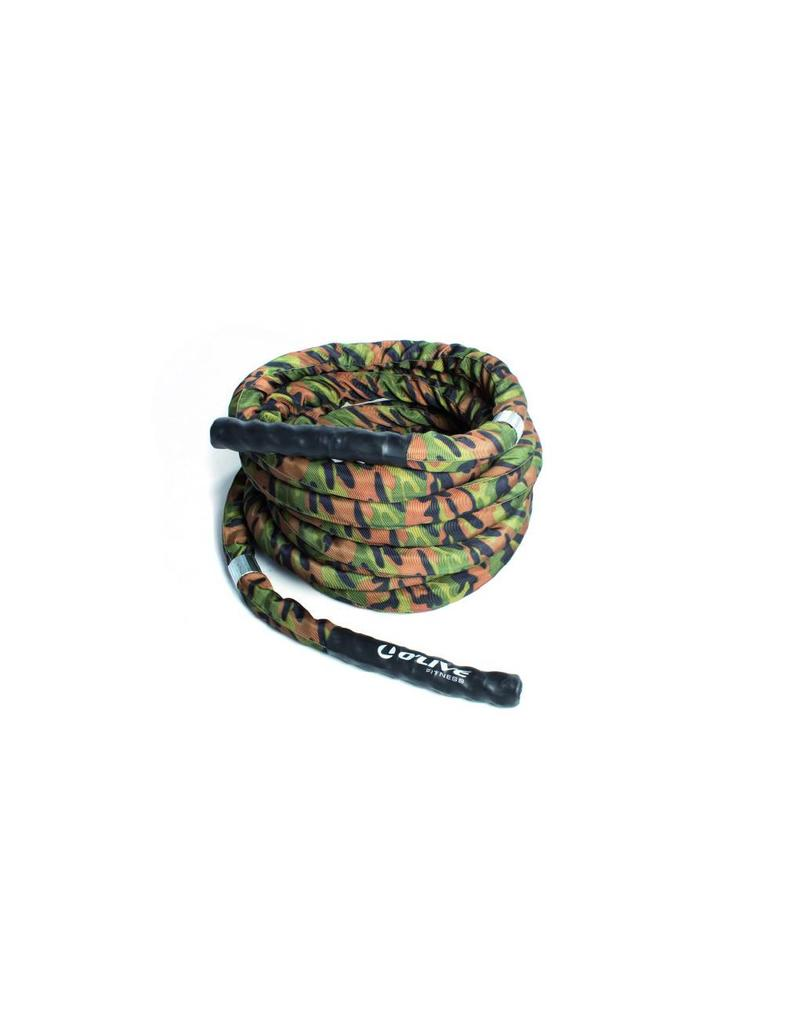 O'LIVE FITNESS O'LIVE BATTLE ROPE WITH NYLON COVER  38 mm 9 m