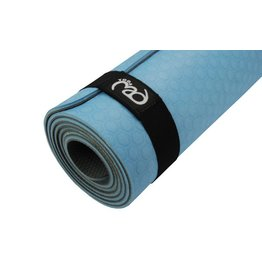 FITNESS MAD Yoga mat Fitnessmat bands Paar yoga mat fitnessmat banden 3 cm mat van max 6 mm dikte en 183 cm lengte