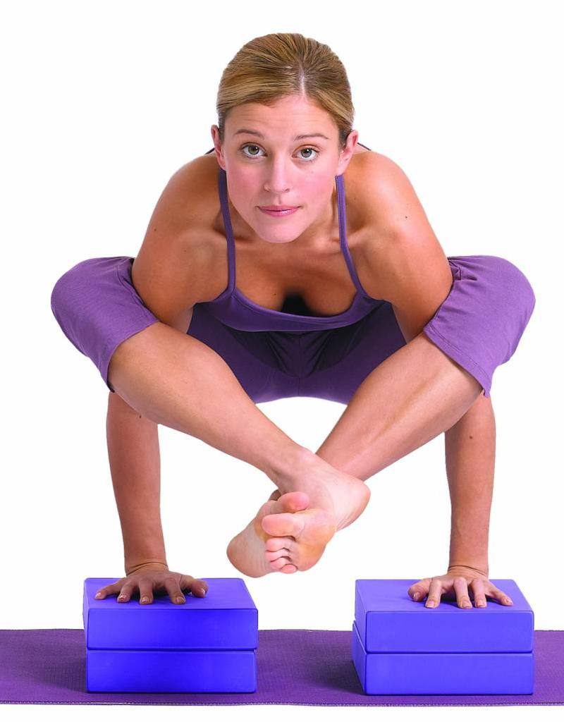 Fitness Mad Full Yoga Block Fitness Gym Training