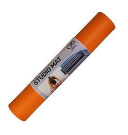 FITNESS MAD Studio Pro Tapis de Yoga Studio Standard Orange 4.5 mm 183 x 60 cm (1.6kg)