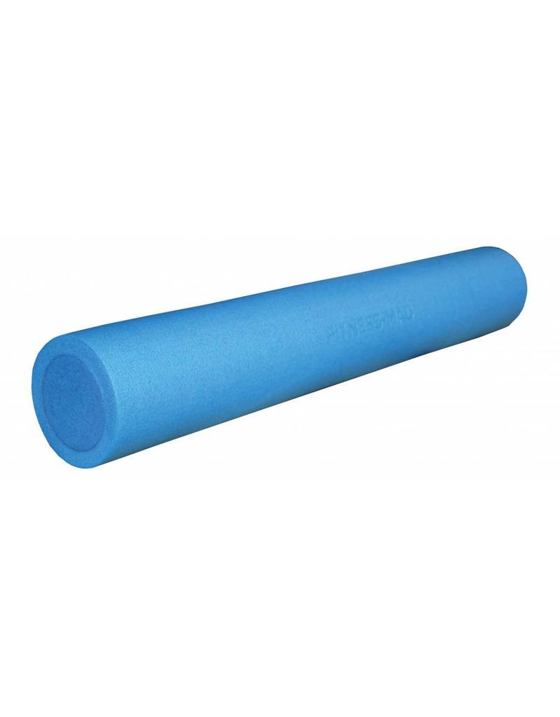 "FITNESS MAD Foam Roller 36"" Long 90 x 15 cm (1.2kg) Bleu"