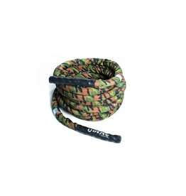 O'LIVE FITNESS O'LIVE BATTLE ROPE WITH NYLON COVER  38 mm 12 m