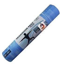 FITNESS MAD Tapis de Yoga Warrior Plus 6 mm Bleu ciel