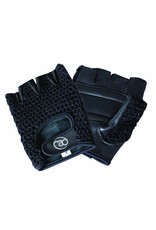 FITNESS MAD Mesh Fitness Glove Maat LXL Large Extra Large Zwart
