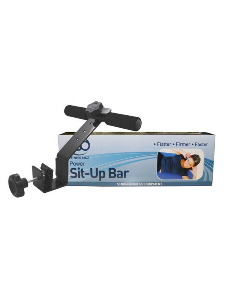 FITNESS MAD Sit Up Bar verstelbare buikspiertrainer