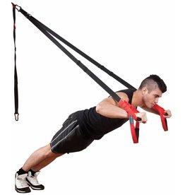 FITNESS MAD Sangles Pro Suspension Trainer avec sac