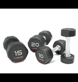 O'LIVE FITNESS O'LIVE PRO-STYLE DUMBELLS 50kg - Unit