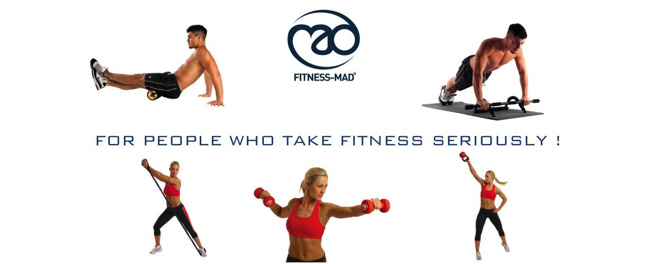 Fitness Mad De beste fitness yoga en pilates accessoires !
