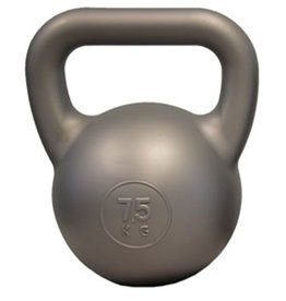 FITNESS MAD Kettle Bell PVC 7.5Kg Zilver