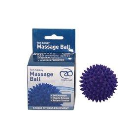 FITNESS MAD Spikey Massage Ball 7cm paars