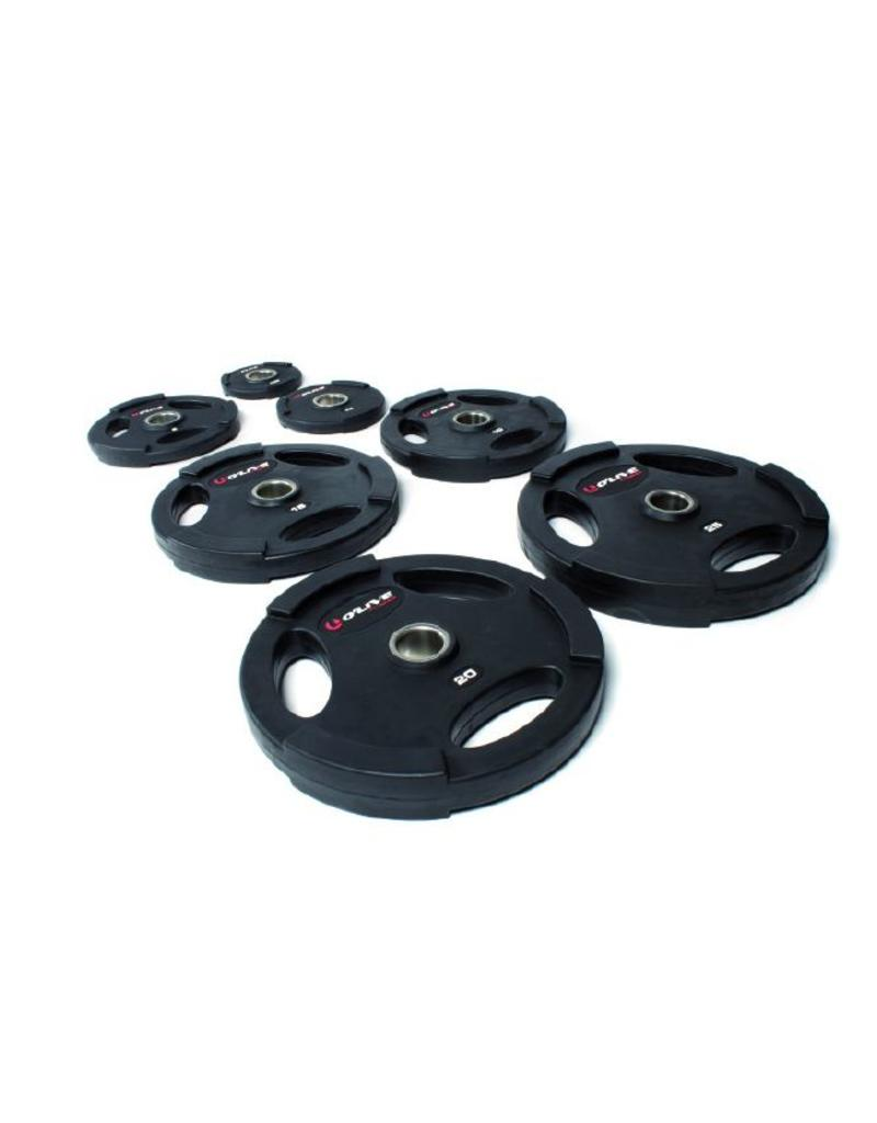 O'LIVE FITNESS O'LIVE OLYMPIC RUBBER DISCS 20 kg 50mm