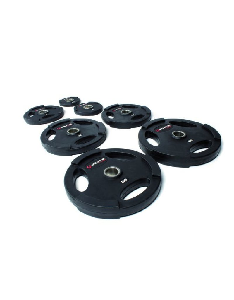 O'LIVE FITNESS O'LIVE OLYMPIC RUBBER DISCS 1.25 kg 50mm