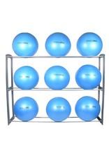 O'LIVE FITNESS O'LIVE COMPACT FITNESS BALL RACK 9 u