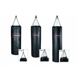 O'LIVE FITNESS O'LIVE PUNCHING BAG 25 kg 90x32cm Black synthetic leather