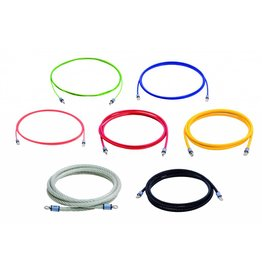 O'LIVE FITNESS CROSSROPE SPEED CABLE Size M