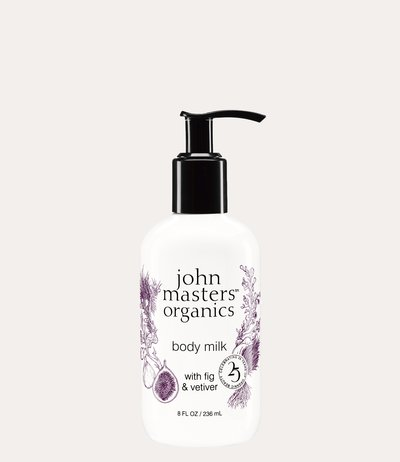 John Masters Organics Body Milk with Fig & Vetiver