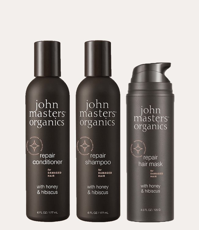 John Masters Organics Honey Repair Hair Collectie