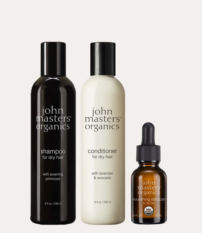 John Masters Organics Dry Hair Collectie