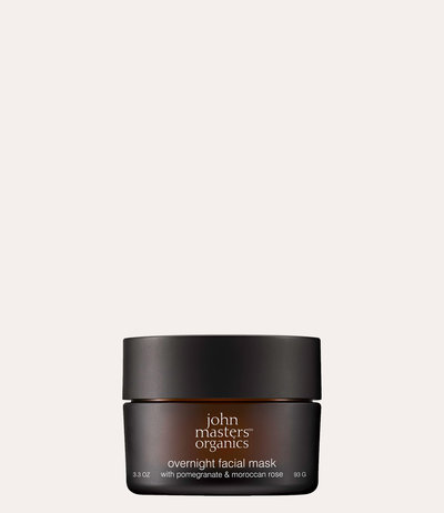 John Masters Organics Overnight Facial Mask with Pomegranate & Moroccan Rose