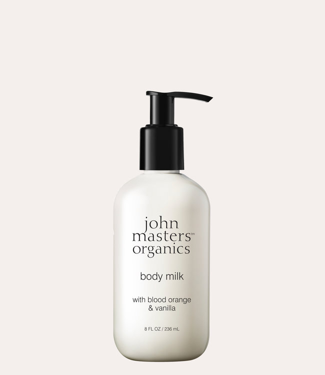 John Masters Organics Body Milk with Blood Orange & Vanilla