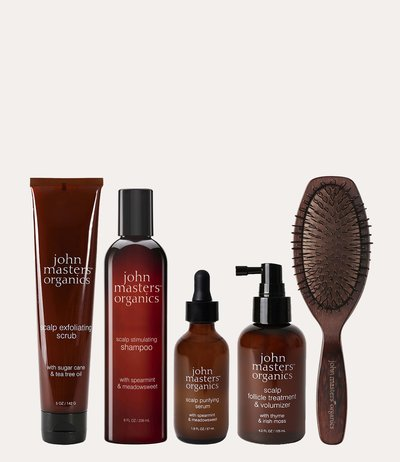 John Masters Organics Scalp Collectie 3