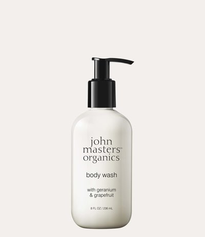 John Masters Organics Body Wash with Geranium & Grapefruit