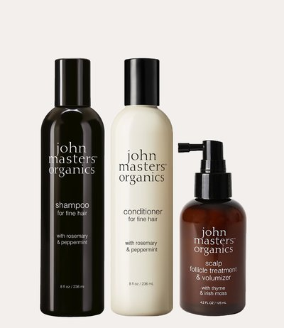 John Masters Organics Fine Hair Collectie