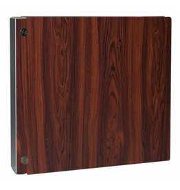 Albano Chromium 40/40 Woodlook Rosewood
