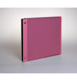 Albano Cabrio Chromium 35/35 Frost-Pink