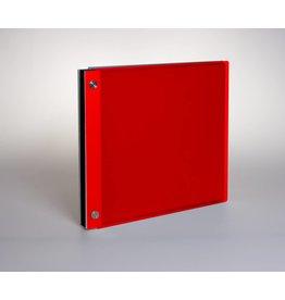 Albano Cabrio Chromium 40/40 Frost-Chili-Red