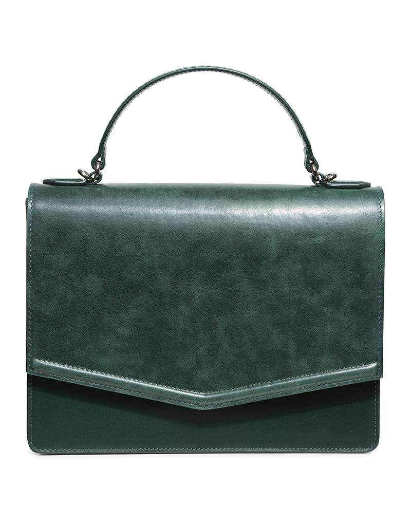 9e2699d2976 Fan handbag forest green Fan handbag forest green ...