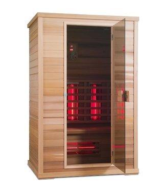 Full Spectrum 3 persoons infrarood sauna