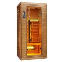 Infra4Health sauna infrarouge I100 une personne - infra4health