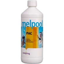 Melpool PAC Zwembad Vlokmiddel 1 liter