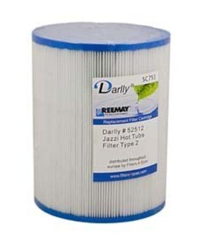 Darlly Spa Filter SC 753